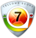 tellows Score 7 zu 1151000000