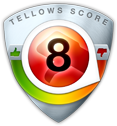 Tellows Score 8 zu 00541155444300